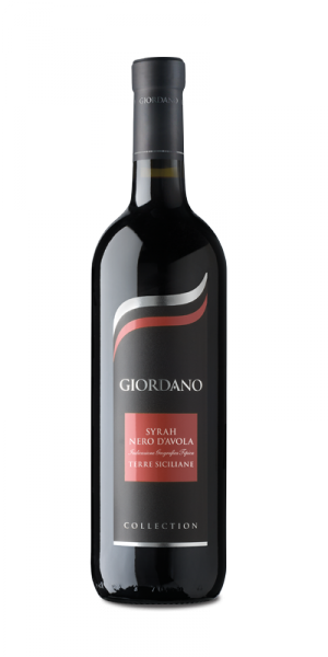 "Syrah Nero d'Avola Terre Siciliane IGT ""Collection"""